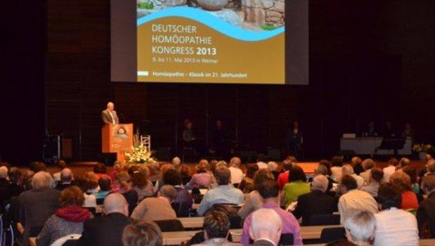 Kongresse zur Homöopathie