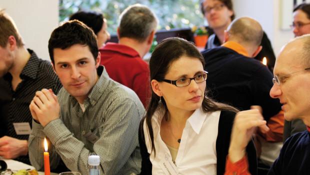Die Nachwuchsförderung der Carstens-Stiftung