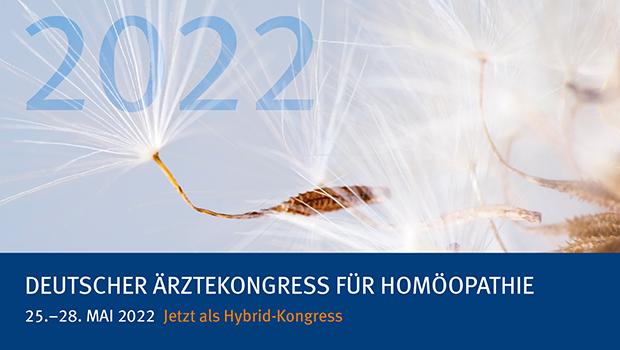 Deutscher Ärztekongress für Homöopathie | Hybrid